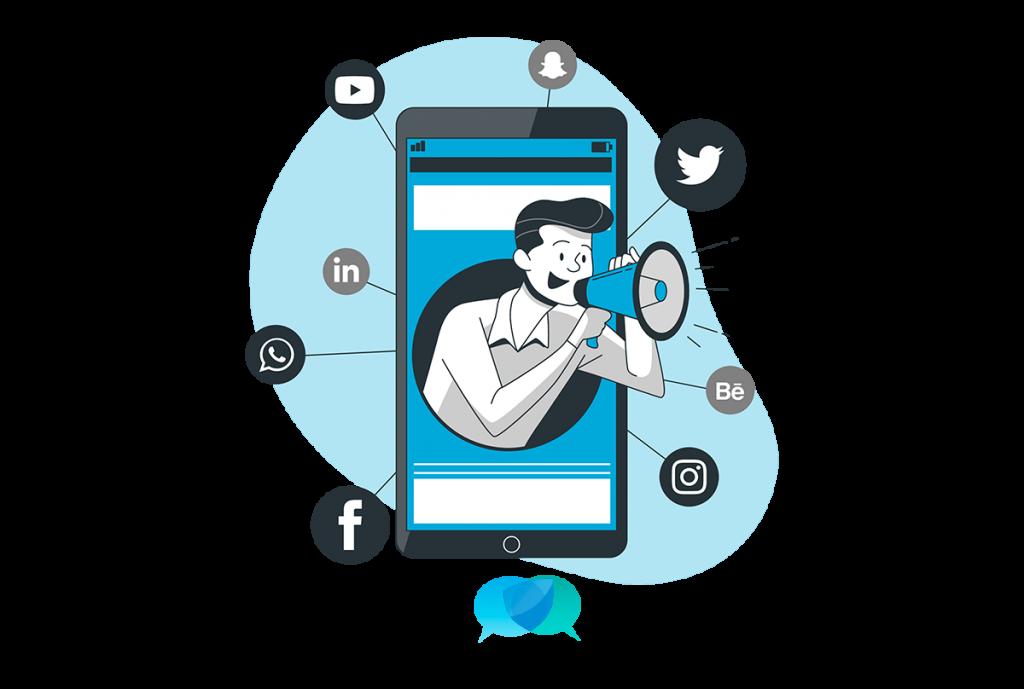 BI para e-commerce VTEX redes sociais